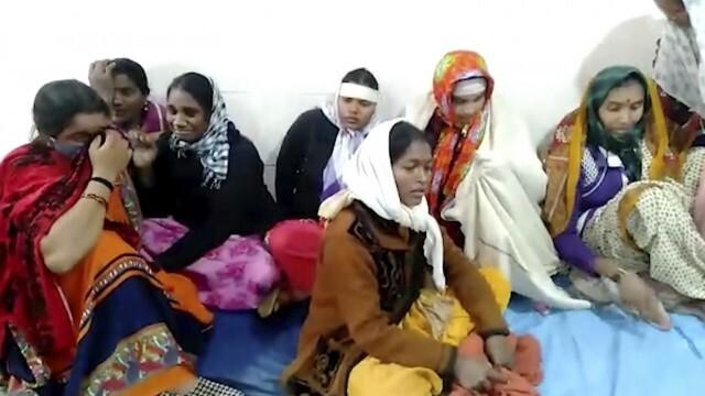 10 новородени бебета изгоряха при пожар в индийска болница