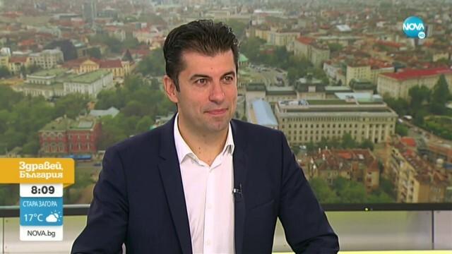 Кирил Петков с милион лева в сметките си, очаква коалиция с ДБ и ИБГНИ