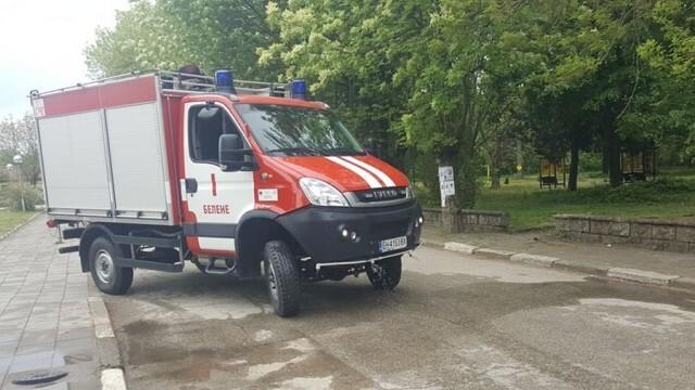 Отново дезинфекция на улици и обществени места в Никополско и Белене