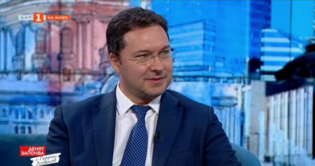 Даниел Митов разкри подробности за кандидата на ГЕРБ за президент