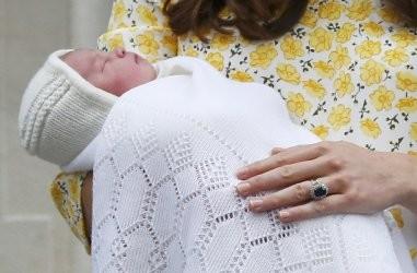 Новородената британска принцеса се казва Шарлот Елизабет Даяна