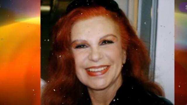 Почина любимата певица на поколения зрители - Червената пантера Милва (ВИДЕО)