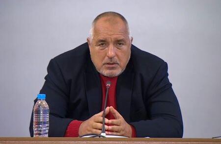 Коронавирусът порази и Борисов, само ден след като РЗИ му отмени карантината