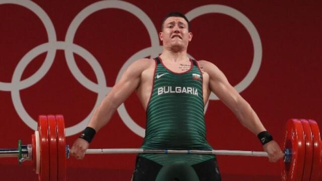 Съдии лишиха щангиста Христо Христов от олимпийски медал