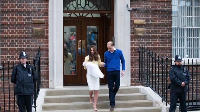 Кейт Мидълтън роди момиченце