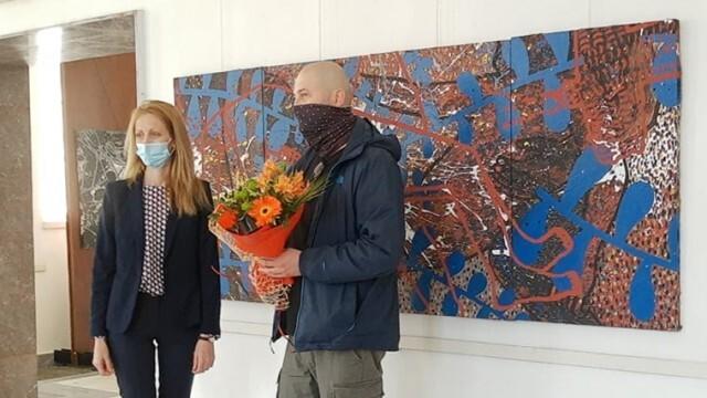 Особен прочит на пространствата показва в изложба Николай Петров
