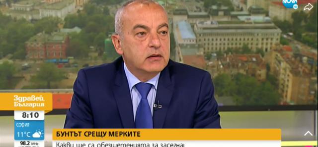 Социалният министър увери: Всеки засегнат от ограничителните мерки ще бъде подпомогнат