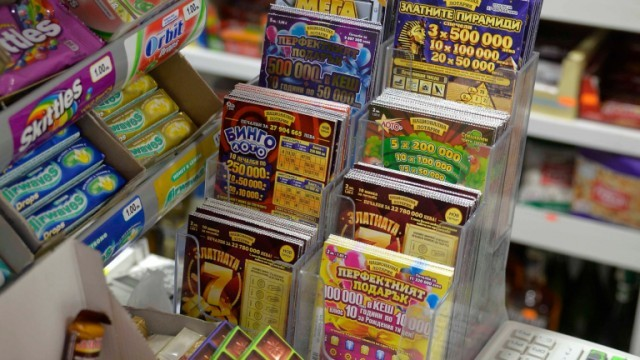 Край на лотарийните билетчета в търговската мрежа