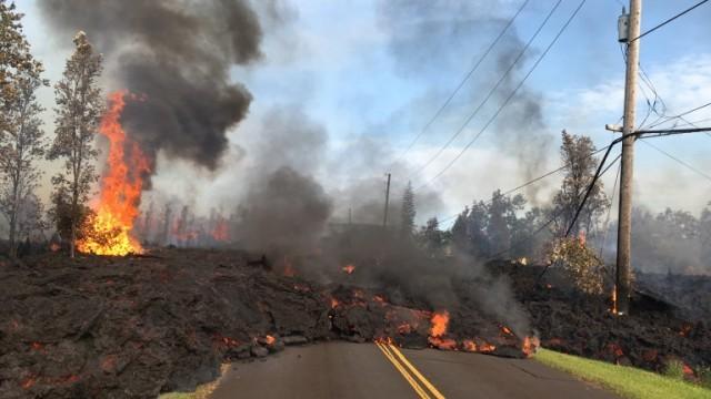 Хавай: Опустошенията от Килауеа продължават