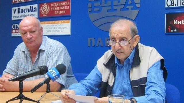 БНД - Плевен обяви подкрепа за втори мандат за кмета проф. д-р Димитър Стойков