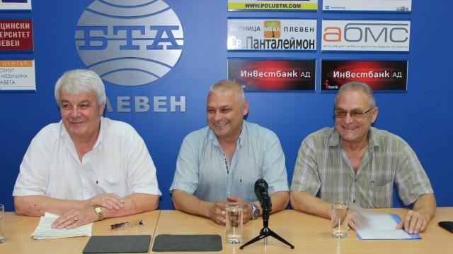 И Антон Георгиев влиза в битката за кмет на Плевен