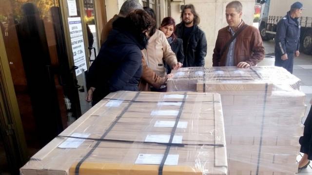 Избори: 350 служители на МВР ще следят за реда и сигурността на изборите