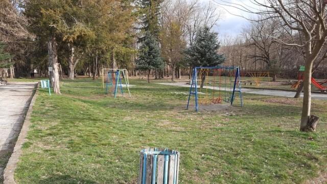 Община Бяла кандидатства за средства за изграждане на спортна площадка