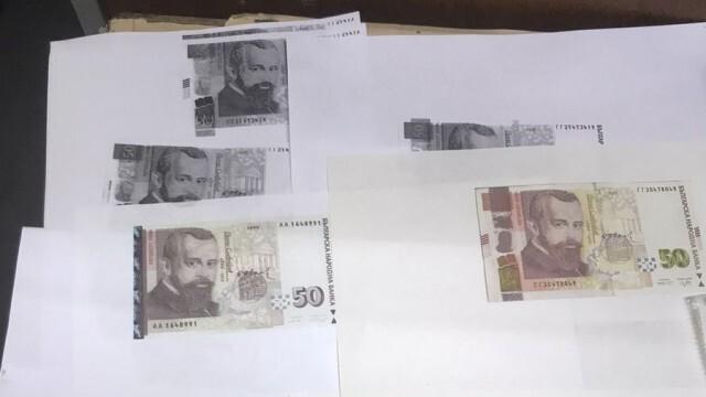 Повдигнаха обвинение на 23-годишен фалшификатор на пари от Русе
