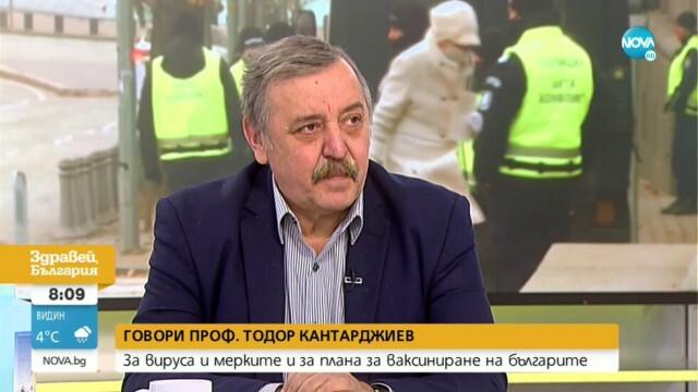 Проф. Тодор Кантарджиев: Няма проблем за провеждане на изборите при спазване на правилата