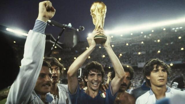 Почина италианският голмайстор Паоло Роси