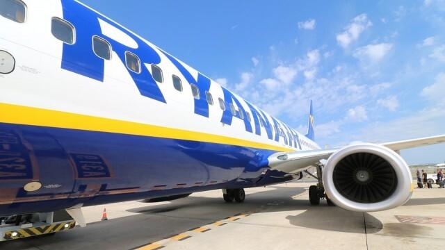 Ryanair връща до 40% от планирания график от 1 юли, пътниците ще декларират къде ще отседнат и колко ще стоят