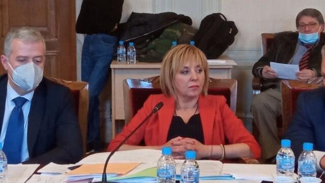 След критиките на Нинова: Правната комисия прие мораториум върху назначенията от правителството в оставка