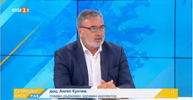 Доц. Ангел Кунчев: Публика по стадионите не трябва да има, както и отворени нощни заведения и фестивали