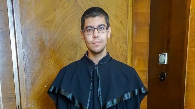 Нов младши съдия встъпи в длъжност в Окръжен съд - Русе