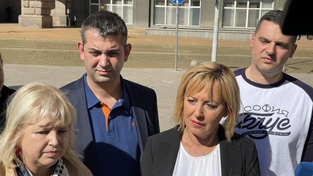 Манолова иска още оставки - този път на енергийния министър