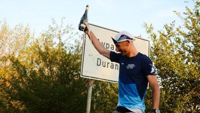 Владимир Ставрев успя да пробяга 721 км за седем дни