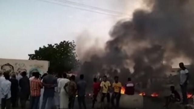 Военен преврат в Судан, масови протести и загинали