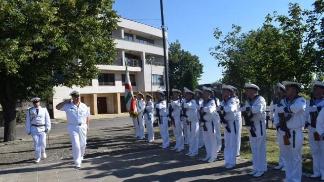 Община Русе отбеляза 141 години от създаването на Военноморските сили в България
