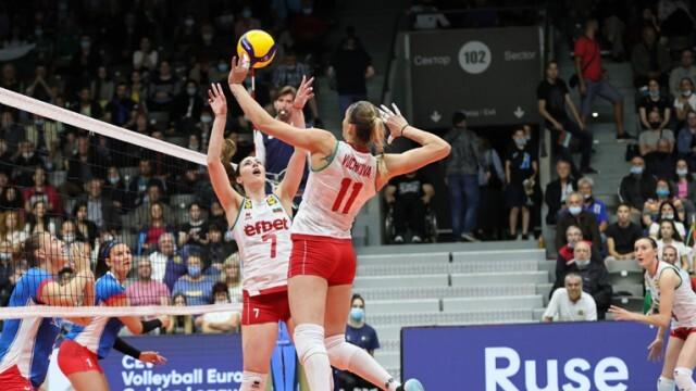 """България е на финала в """"Златната лига"""" на Европа в Русе"""