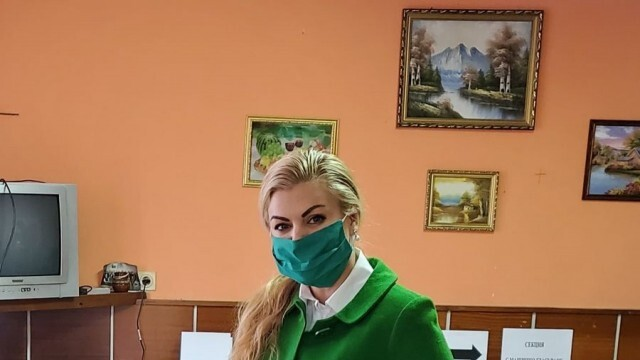Първолета Чавдарова – Летиция: Нека всички дадем гласа си за свободна и просперираща България