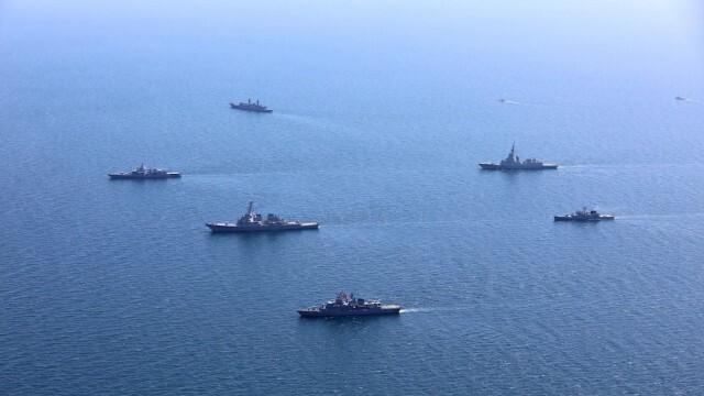 Посолството на Русия в САЩ призова да спрат военните учения в Черно море