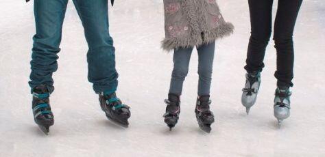 Затварят Ледената пързалка, ако има струпвания на хора