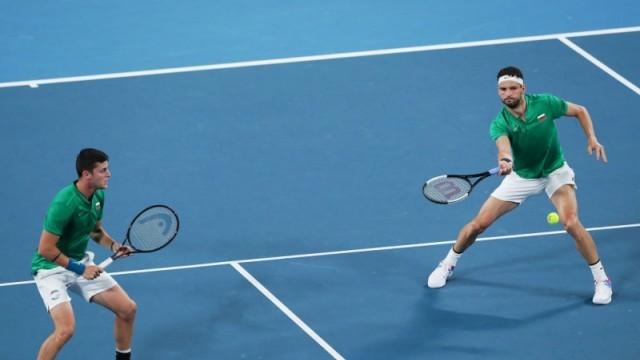 Белгия спря Гришо и компания в Сидни, България приключи участието си на ATP Cup