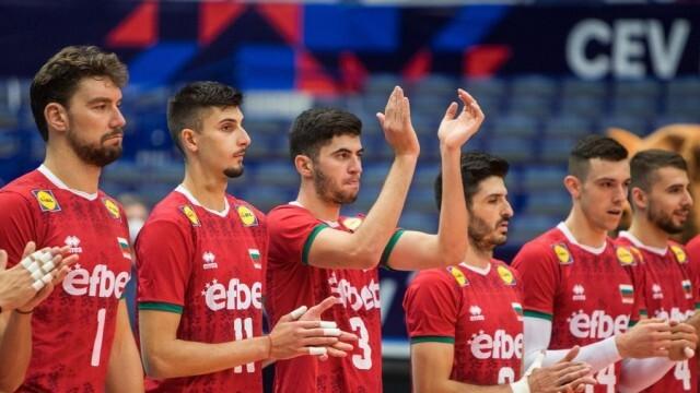 Двама българи начело в класации след груповата фаза на Евроволей 2021