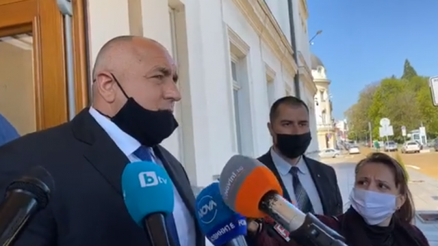 Борисов обясни как ще отмени извънредното положение - в закон ще включат само мерките срещу коронавируса (Видео)