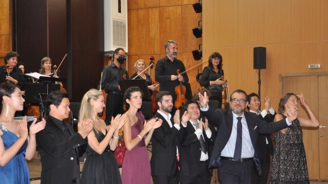 Плевенската филхармония започна новия творчески сезон с концерт - празник на младостта