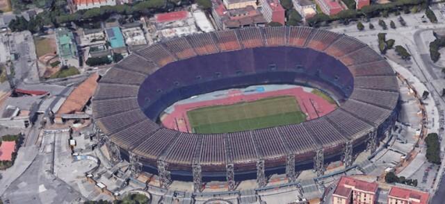 Стадионът на