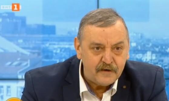 Проф. Кантарджиев: Няма да можем да направим колективен имунитет в рамките на годината