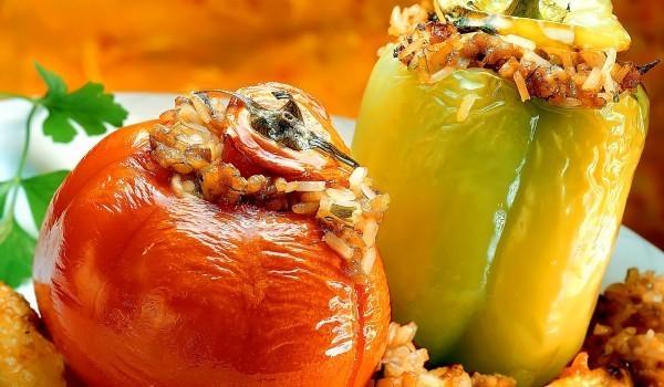 Рецепти с чушки и домати