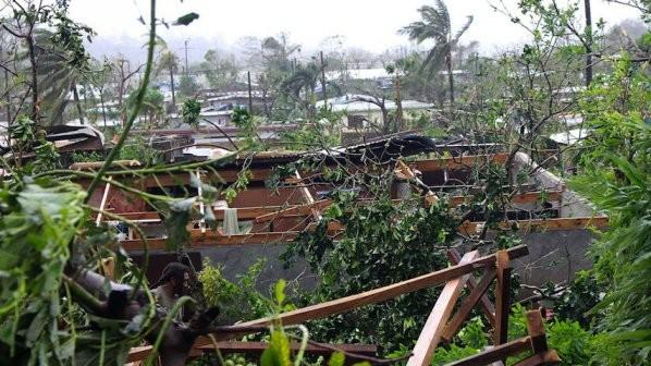 Вануату: Пам уби най-малко 8 души, помете 90 % от къщите в столицата