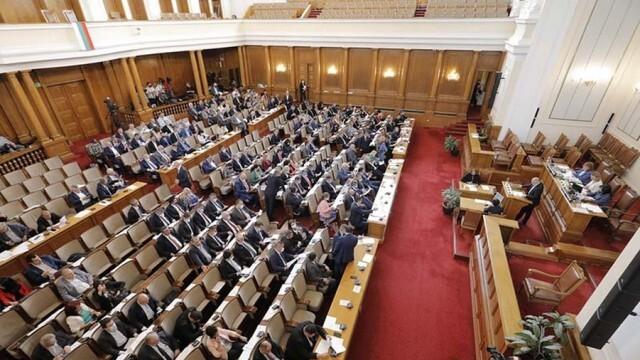 Депутатите приеха на второ четене актуализацията на държавния бюджет