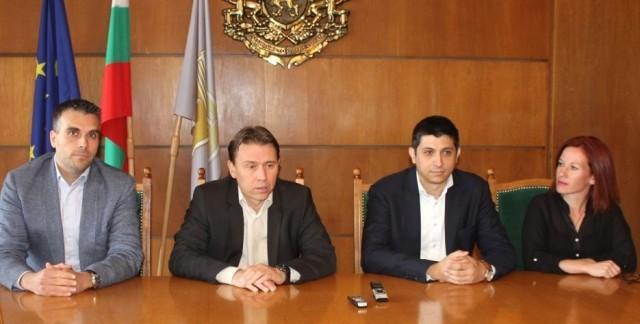"""Информационна кампания """"Пътят на предприемача"""" започва от Плевен"""