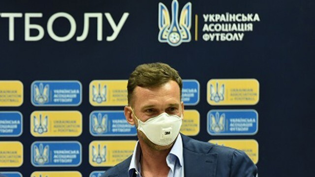 Украйна гласува доверие на Шевченко, удължи договора му до края на 2022 година