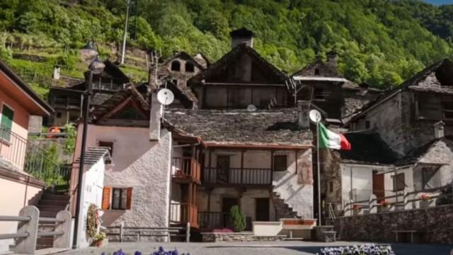 Да си купиш къща на цената на едно кафе - или как се съживяват обезлюдени села (ВИДЕО)