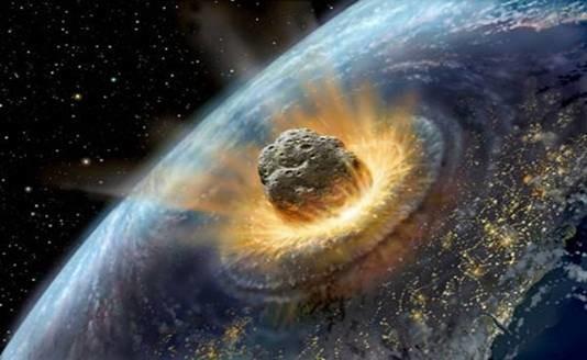 Астероид удря Земята през 2036 г.