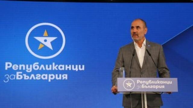 Цветан Цветанов: Не подкрепям Румен Радев, а  демократично мислещите български граждани