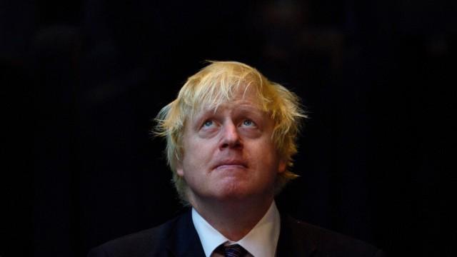 Британският премиер Борис Джонсън в интензивното, външният  министър изпълнява функциите му