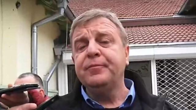 Красимир Каракачанов: Партиите трябва да проявят социална отговорност и българщина