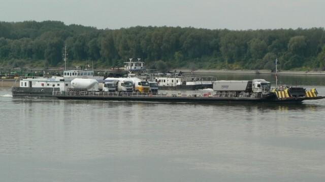 Тежкотоварният трафик за фериботния терминал Силистра - Кълъраш ще преминава извън Силистра