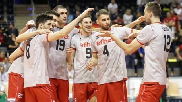 Волейболна България е на полуфинал в Берлин, продължава да мечтае за Токио 2020